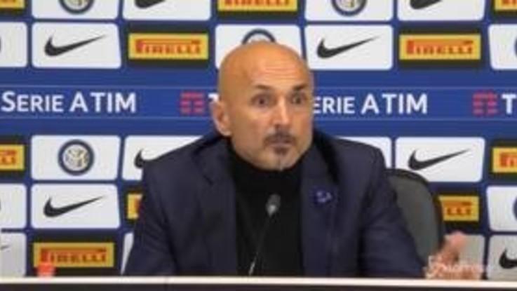 """Spalletti contro Icardi: """"Trattativa umiliante per i tifosi, si è perso anche con lui"""""""