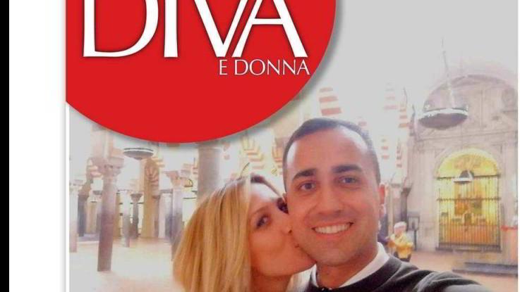 """Virginia, la compagna di Di Maio a """"Diva e Donna"""": """"Vorrei sposarmi e avere dei figli"""""""