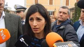 """Torre Maura, Raggi: """"Non possiamo cedere all'odio razziale di CasaPound e Forza Nuova"""""""