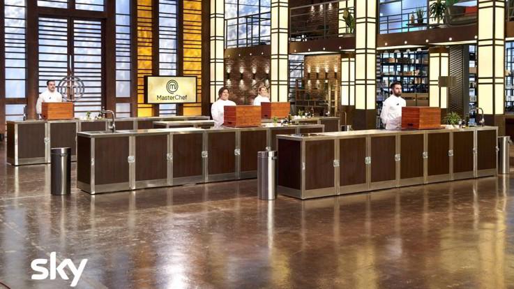 MasterChef, la finale su Sky Uno: sfida tra Alessandro, Gloria, Gilberto e Valeria