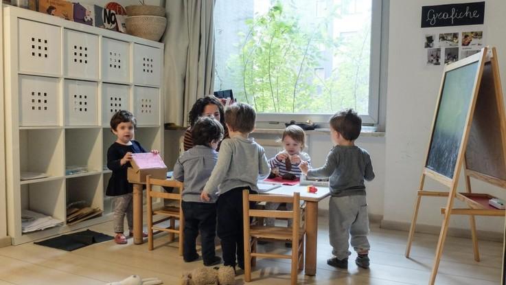 Inps, stop bonus baby-sitter e nidi per le madri lavoratrici