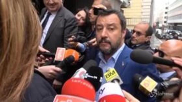 """Monito di Salvini a Tria: """"Chi fa il suo lavoro non deve temere"""""""