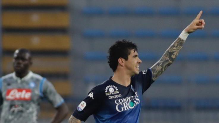 Serie A, Napoli cade al Castellani: Empoli tre punti salvezza