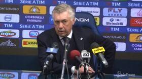 """Ancelotti: """"E' mancato qualcosa, partita da cancellare"""""""