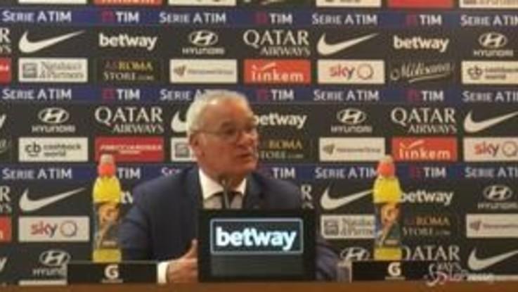 """Ranieri: """"Io soddisfatto, dai ragazzi prova d'orgoglio"""""""