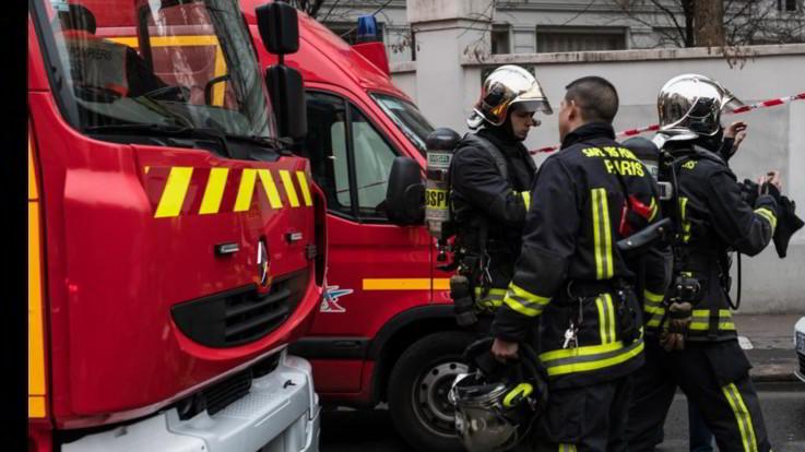 Taranto, a fuoco un appartamento. Muoiono due anziani