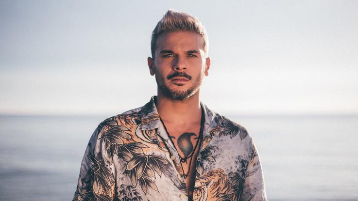 """Il portoricano Pedro Capò pronto per l'Italia: """"Latin pop non è solo tormentoni"""""""