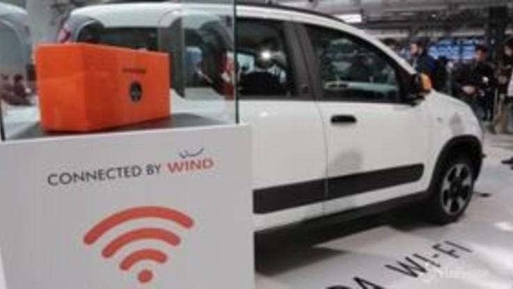 Presentata la nuova Fiat Panda Wind, l'auto dedicata ai millennials