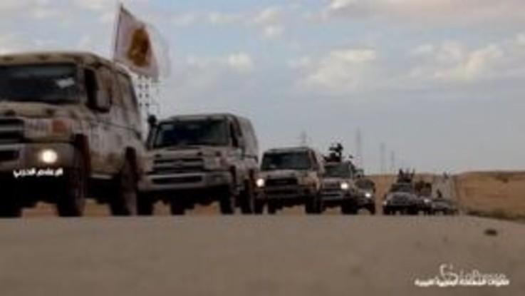 Libia sull'orlo della guerra civile