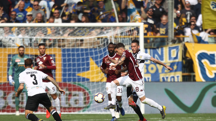 Serie A, il Toro frena a Parma: sogno Champions più lontano