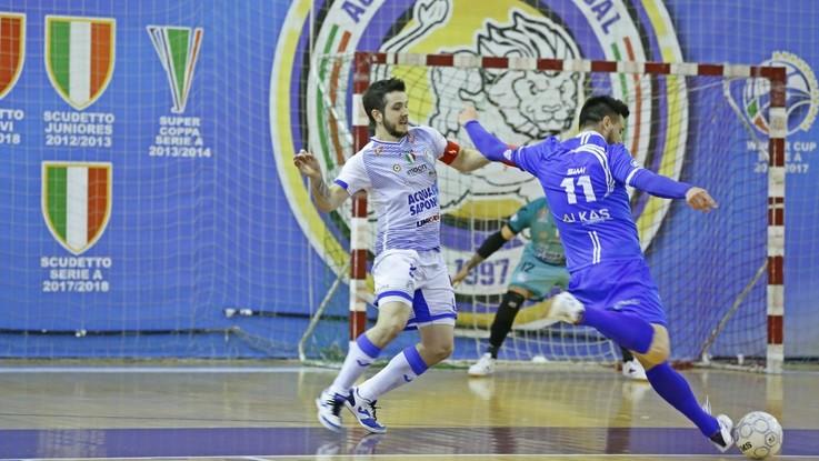 Calcio a 5, Serie A: l'Acqua e Sapone vince la stagione regolare