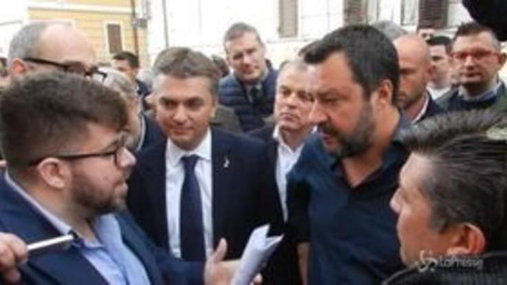 """Ponte Morandi, il commerciante chiede aiuto a Salvini: """"Abbiamo raschiato il fondo"""""""