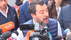 """Salvini: """"La Flat Tax è nel contratto di governo, si deve fare"""""""