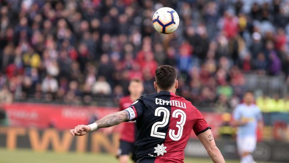 Luca Ceppitelli (Cagliari Calcio) ©