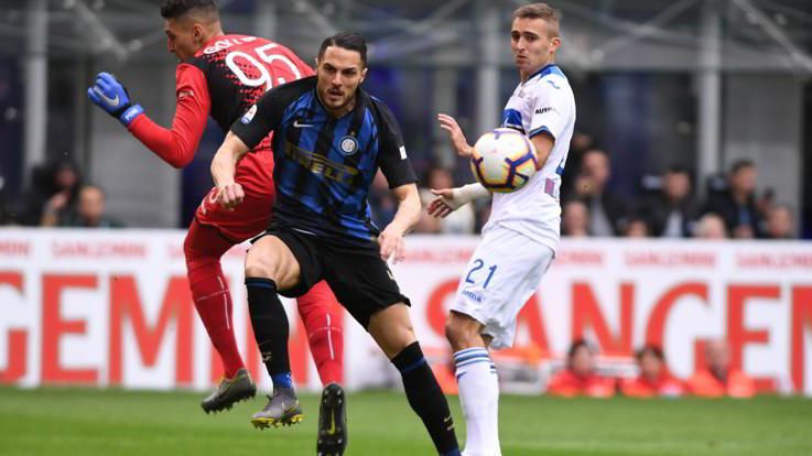 Serie A, Inter-Atalanta 0-0 | Il fotoracconto