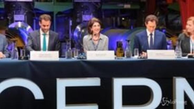 """Cern, Fabiola Gianotti: """"Nuovo centro per avvicinare i ragazzi alla scienza"""""""
