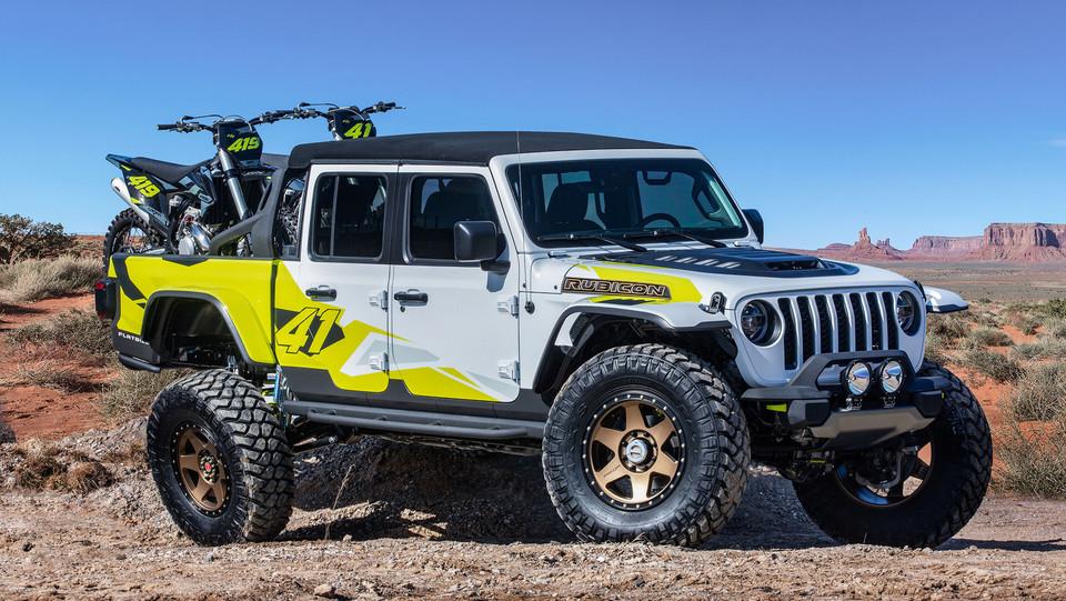 Jeep Flatbill ©