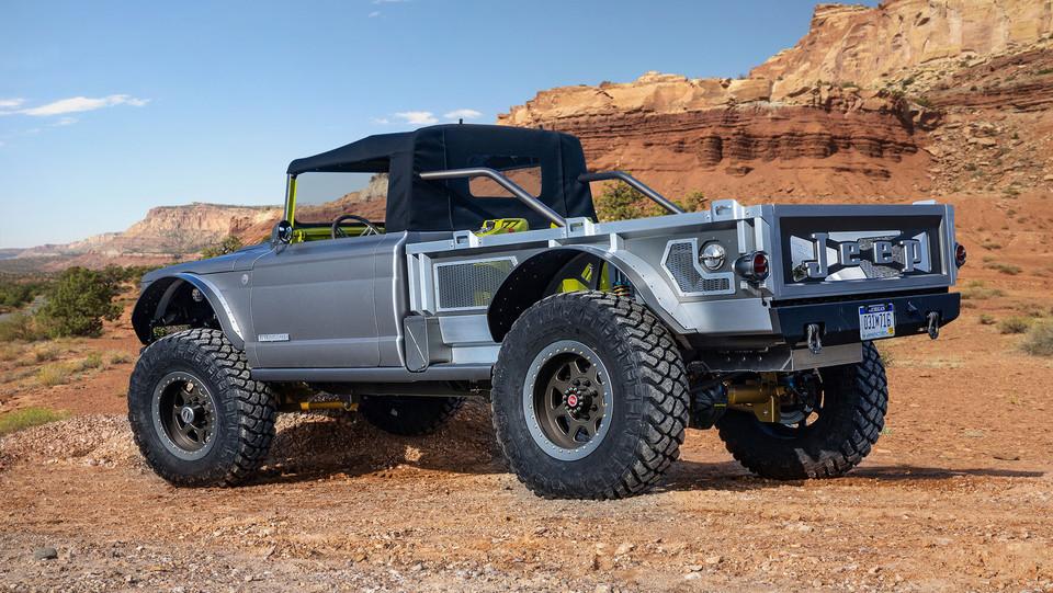 Jeep Five Quarter ©
