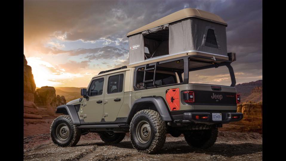 Jeep Wayout ©