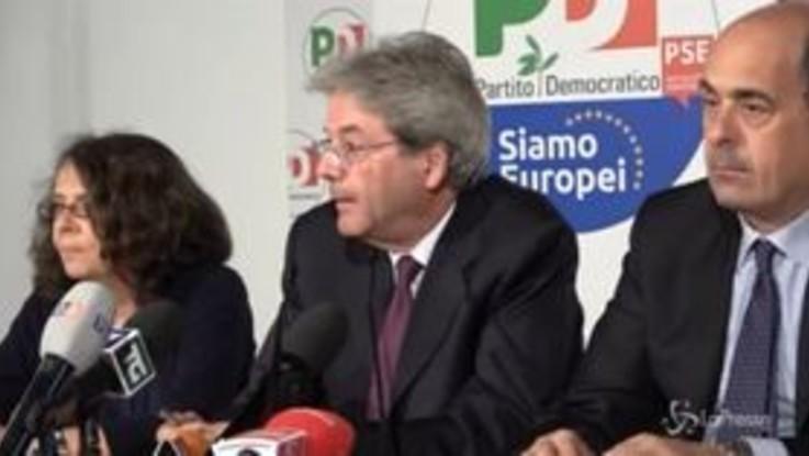 """Def, Gentiloni: """"Aumento dell'Iva non disinnescato"""""""