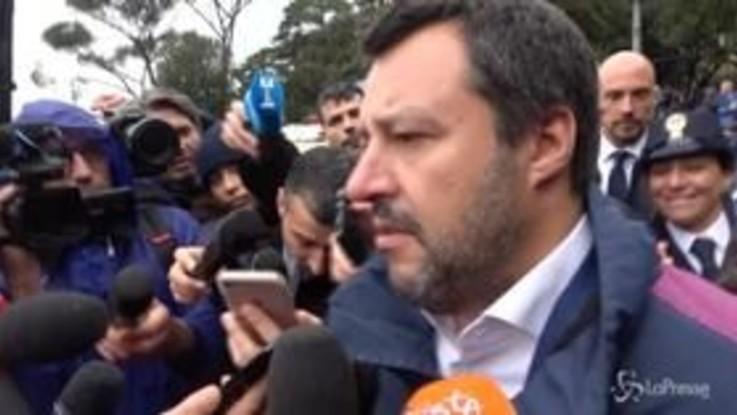 """Flat tax, Salvini: """"Rivoluzione storica entro l'anno"""""""