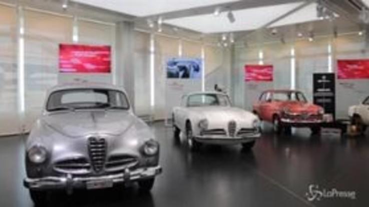 Alfa Romeo Giulietta e Leasys inaugurano il car sharing del futuro