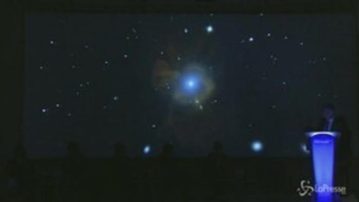 Ecco la prima, storica, foto di un buco nero