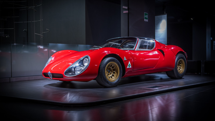 """Alfa Romeo trionfa ai """"Motor Klassik Awards 2019"""""""