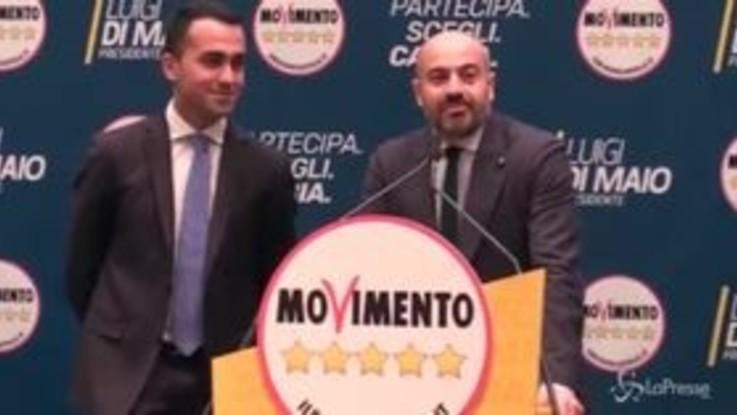 """Commissione Banche, Di Maio: """"Paragone presidente"""""""