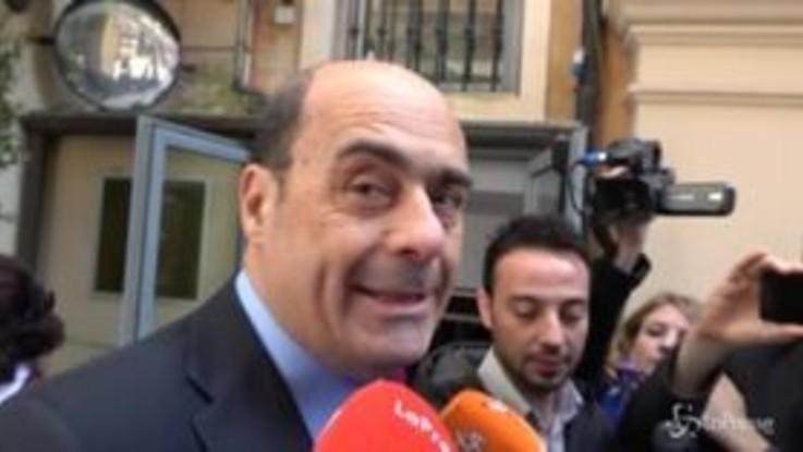 """Zingaretti: """"Conte e il suo anno bellissimo? Lui dice bugie, io la verità"""""""