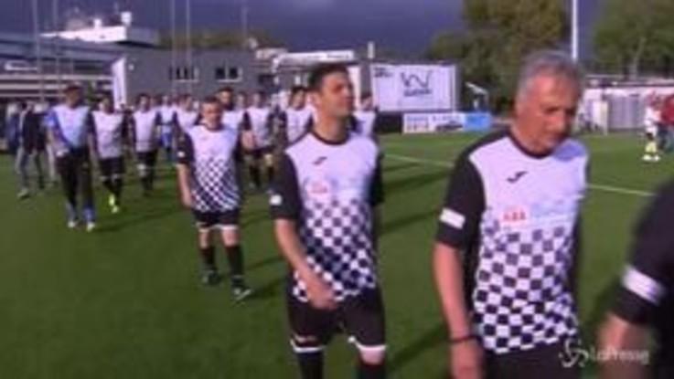 Roma Legends-Nazionale Piloti, gli highlights
