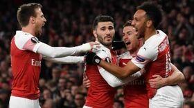 Europa League, l'Arsenal stende il Napoli 2-0