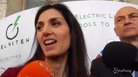 """Roma, Raggi: """"Nel Municipio IX al via progetto per bici elettriche condivise"""""""