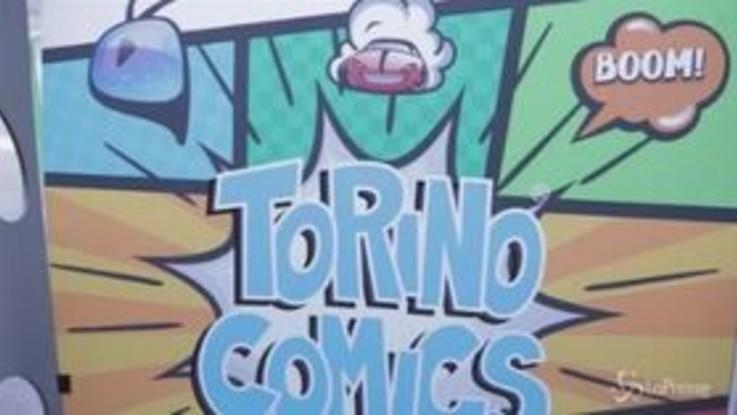 Al via la 25esima edizione del Torino Comics