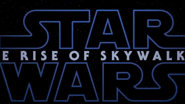 Star Wars, svelato il titolo di Episodio IX e il primo trailer