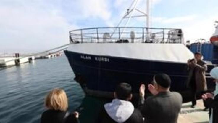 Alan Kurdi, i migranti sbarcano a Malta