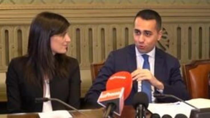 """Di Maio: """"Non ci sarà nessun'aumento dell'Iva, sì a flat tax ma per ceto medio"""""""