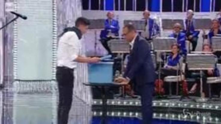 """""""La Corrida"""", vince il flauto (di cioccolato) di un giovane palermitano"""