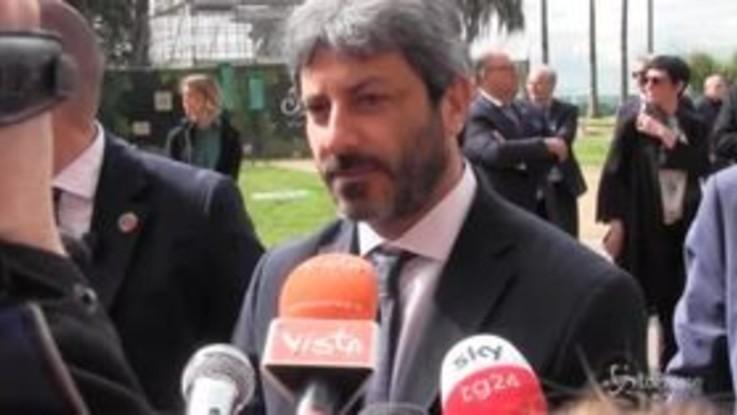 """Mattarella a Napoli, Fico: """"Istituzioni vicine a quartieri difficili"""""""