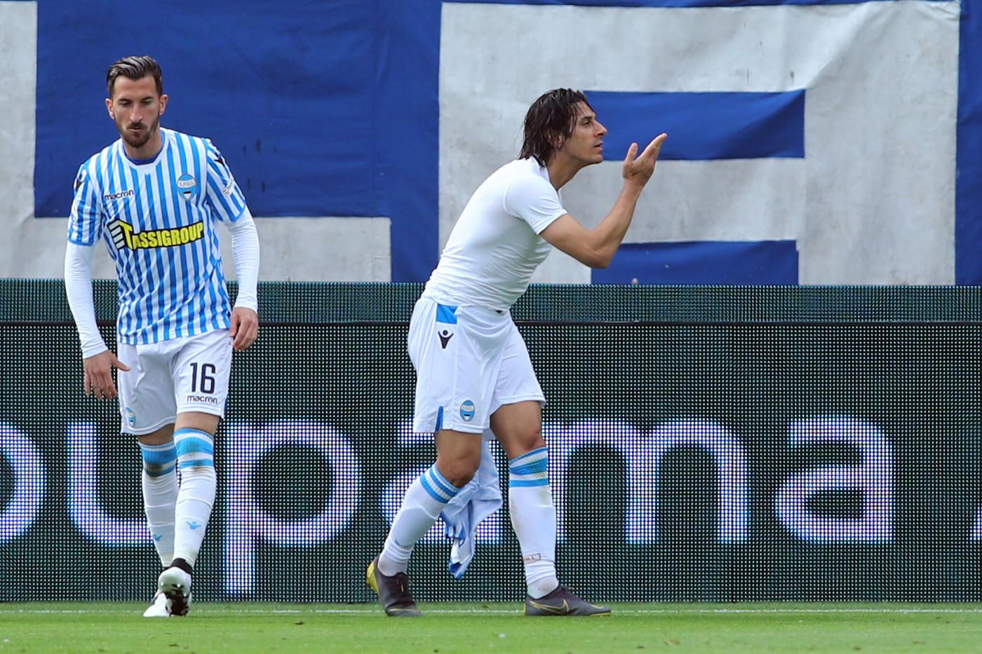 Serie A, Floccari rinvia festa scudetto Juve: Spal vince 2-1 in rimonta