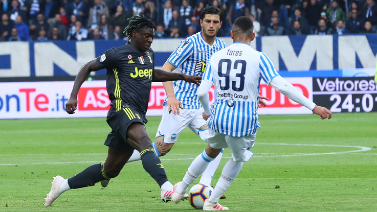 Serie A, Spal-Juventus 2-1 | Il fotoracconto