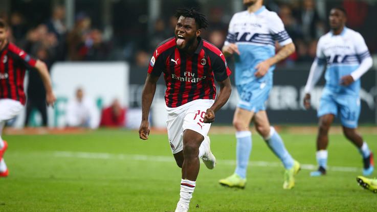 Serie A, Milan-Lazio 1-0. Il fotoracconto