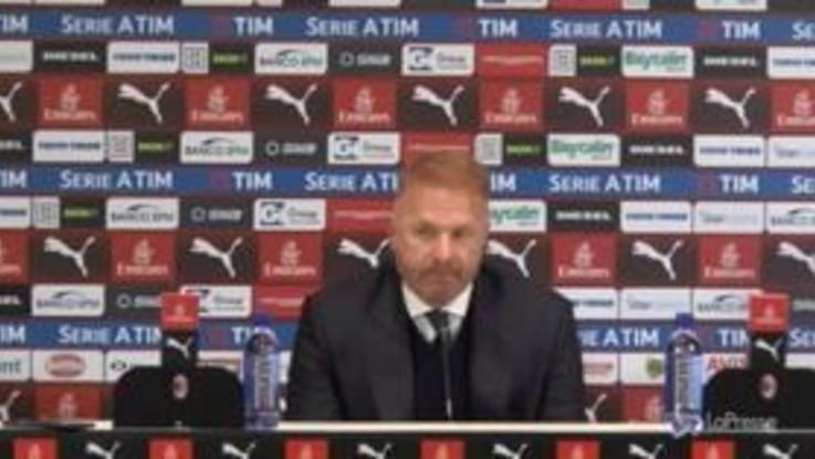 """Lazio, Tare: """"Netto il rigore su Milinkovic"""""""