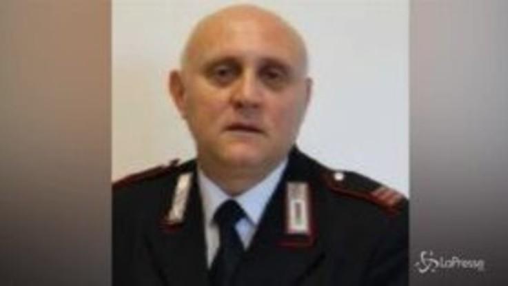 """Carabiniere ucciso a Foggia, pm: """"Colpito tutto lo Stato"""""""