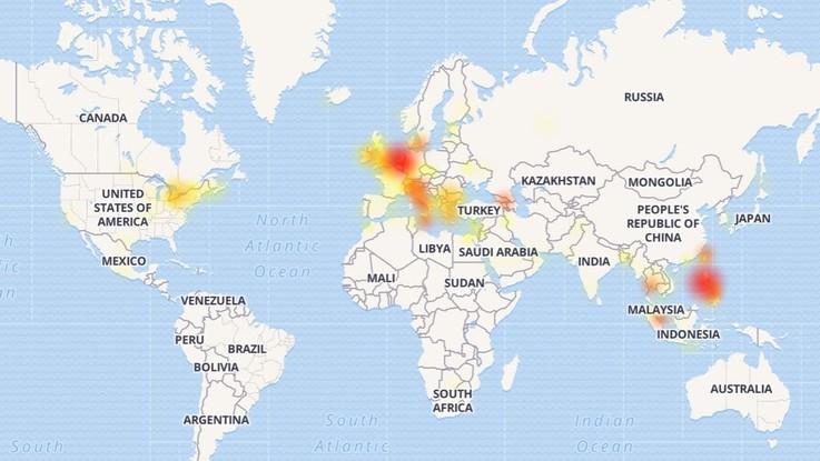 Facebook, Whatsapp e Instagram down: tre ore di blackout sui social di Zuckerberg
