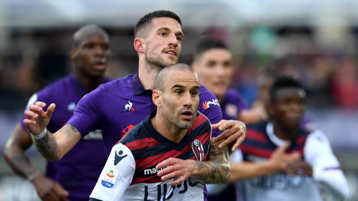 Serie A, il Montella-2 parte con un pari: Fiorentina-Bologna 0-0
