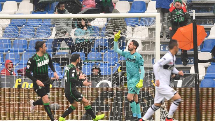 Serie A, Sassuolo-Parma a reti inviolate: Consigli-Sepe protagonisti