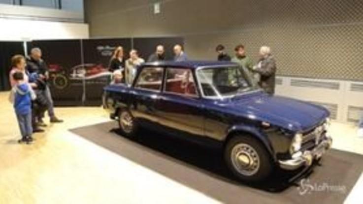 """Alfa Romeo, ecco la """"mamma"""" di tutte le Giulie"""