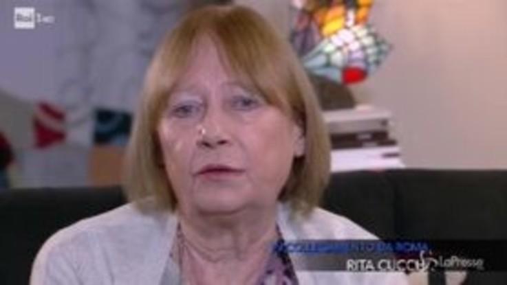 """Rita Cucchi: """"Non siamo più soli, l'Arma al nostro fianco"""""""