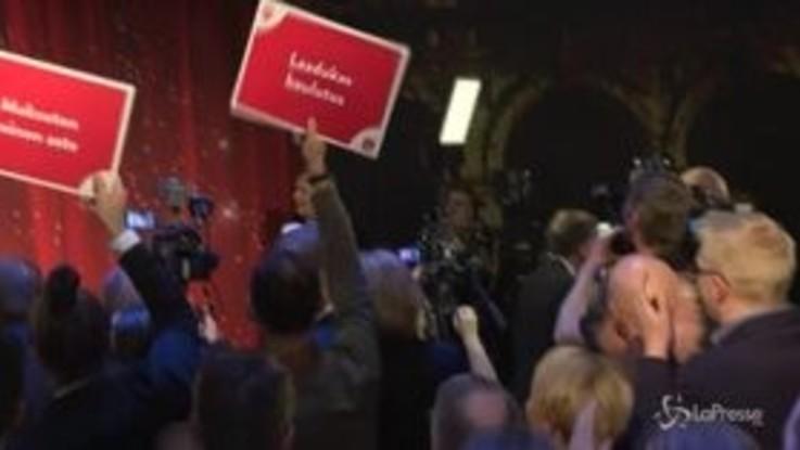 Finlandia, i socialdemocratici vincono di misura